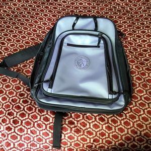 American Girl periwinkle Backpack